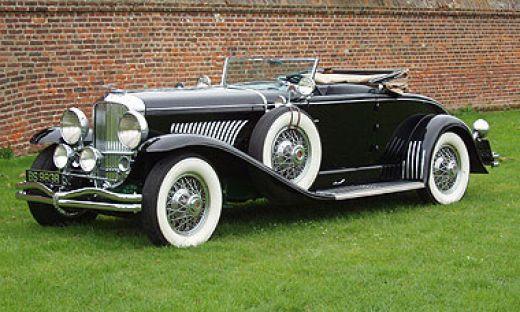 1928 Auburn Speedster- (Auburn Automobile Company Auburn, Indiana 1900-1936)