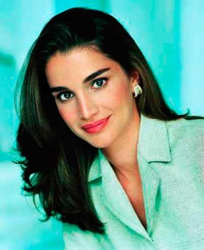 Рания Аль Абдулла королева Иордании
