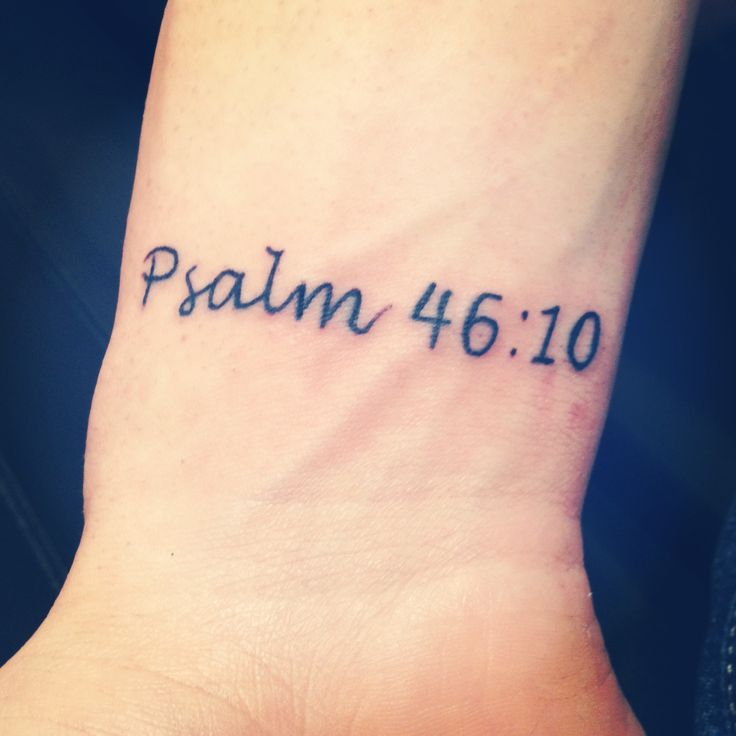 Religious tattoo  Visit http://www.thatdiary.com/  for life quotes + lifestyle guide  +relationship advice and more  #tattoo #scripture #religion