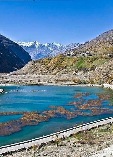 Lahual-spiti valley, himachal pradesh India