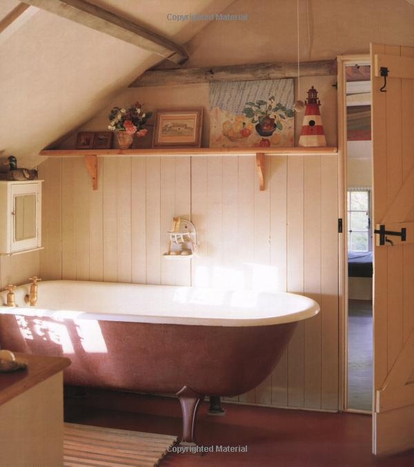 107 best a place to freshen up images on pinterest for English cottage bathroom ideas