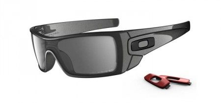 Oakley napszemüveg Batwolf Granite Black Iridium Polarized Ára: 58 175 Ft