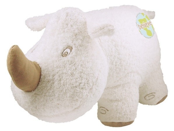 Dandelion Plush Mother Rhino Organic Cotton