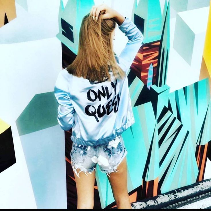 ONLY QUEEN. THE MRS. BOMBER  LIGHT WEIGHT!!  #goals #fashionesta #beautiful #clothing #womenfashions #teen #swag #shop theaddicta.com
