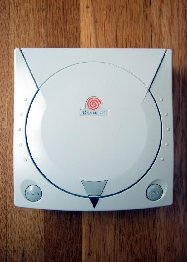 SEGA Dreamcast http://plb.bz/pin