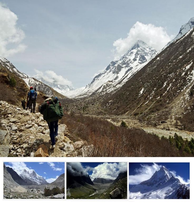 Gangotri Trekking #gangotritrek #gangotritrekking #gangotritrekking11n12d http://allindiatourpackages.in/gangotri-trekking-11n12d/
