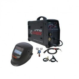 180amp Gas-Gasless MIG-MMA Welder with 10amp Plug - Australia Wide Delivery