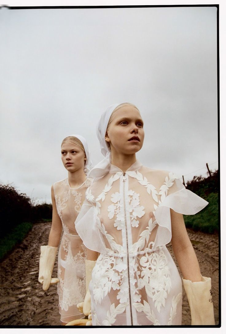 Dairy Queens, Editorial for Vogue Japan