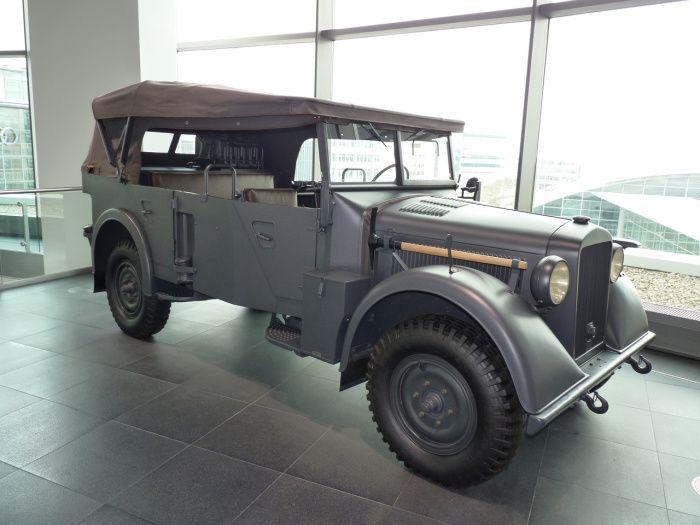Любимый автомобиль Жукова.
