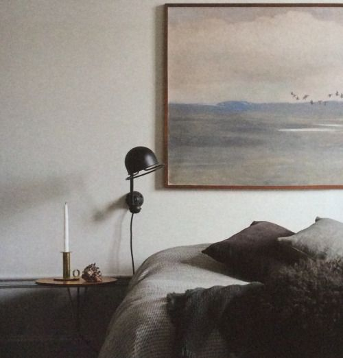 "blueberrymodern: "" Home of Joanna Laven and David Wahlgren - The Kinfolk Home """