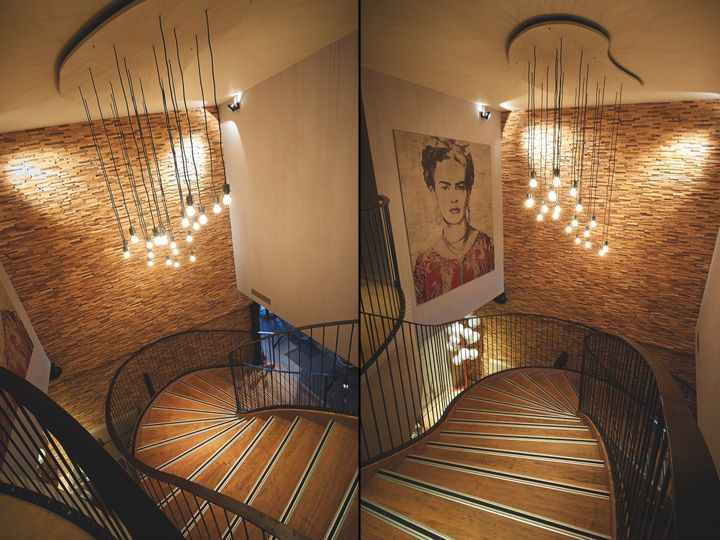 Ресторан Гран Торино Ла ЦОГ – emc2 про студию, Шамбери – Франция » Розничная дизайн блога