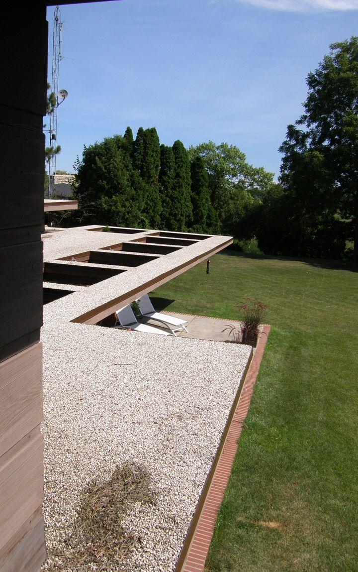Bernard Schwartz House - Frank Lloyd Wright