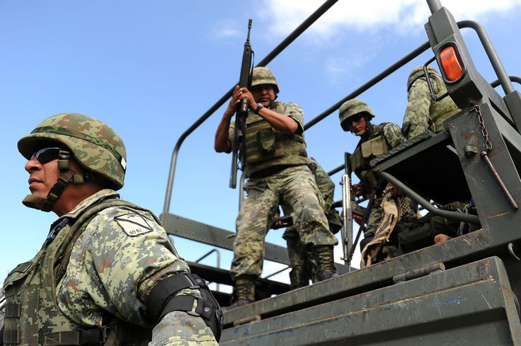 1. Mexico Corruption score: 2.6 Powerful and violent cartels have brought Mexicoto the edge of civil war.Only Honduras, Venezuela, and El Salvador fare worse than the countryin the security index. (Photo credit should read PEDRO PARDO/AFP/Getty Images)  via @AOL_Lifestyle Read more: http://www.aol.com/article/news/2016/10/06/11-rich-countries-biggest-organized-crime-problems/21560557/?a_dgi=aolshare_pinterest#fullscreen