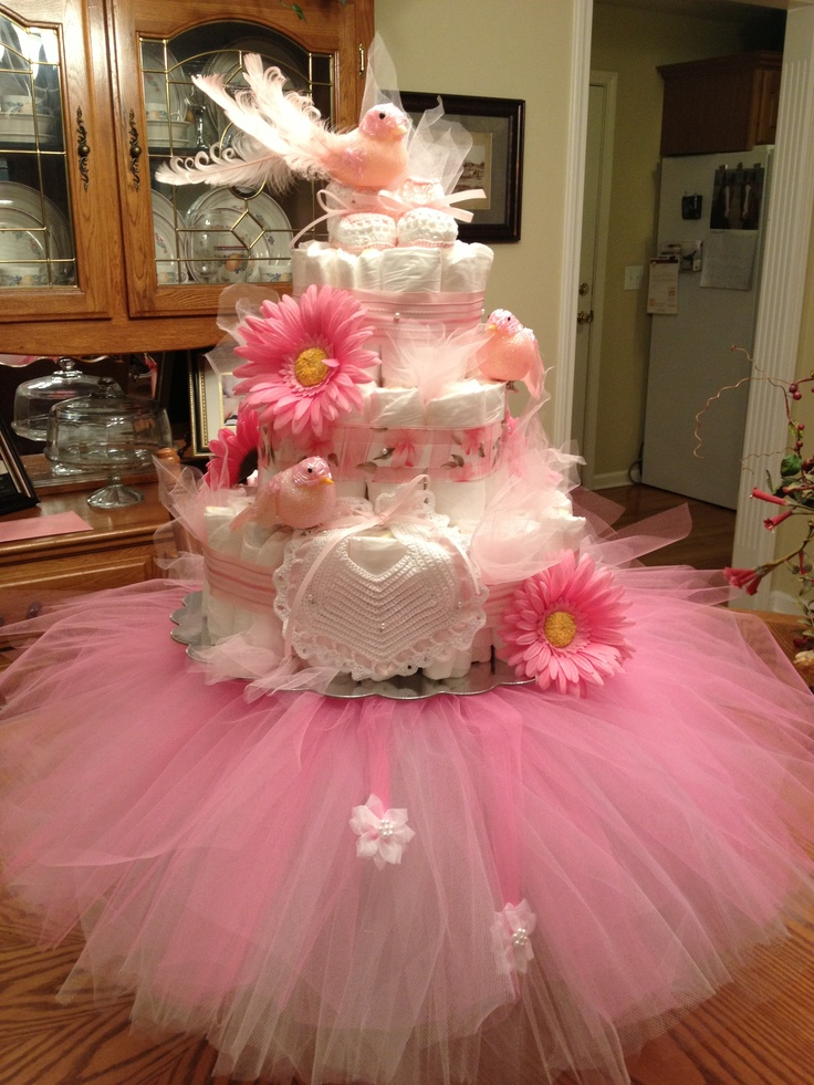 68 Best Tutus Amp Pearls Baby Shower Images On Pinterest
