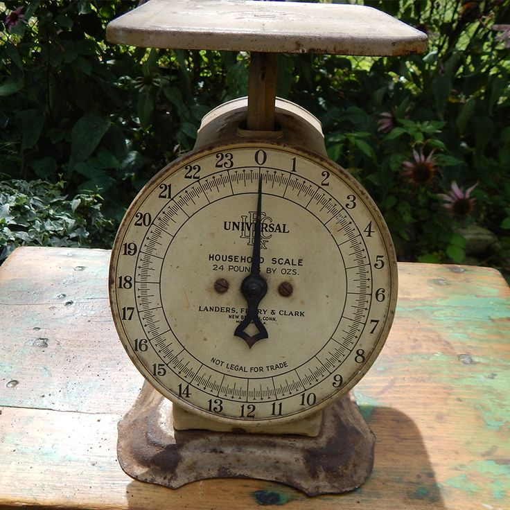 Sold antique kitchen scale 45 rustic kitchens for Rustic kitchen scale