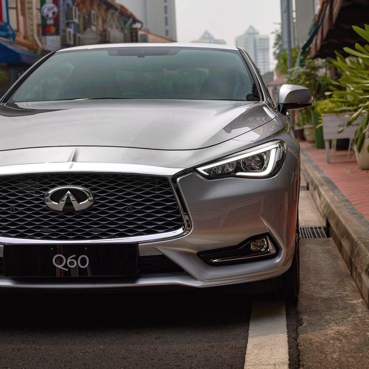 INFINITI Q60 in 2020 Coupe, Sports car, Infiniti