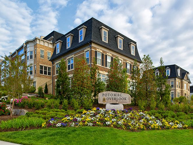 Potomac overlook at national harbor md national harbor for National house builders