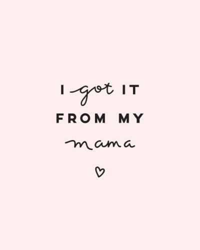 Happy mothers day quotes in spanish and English.