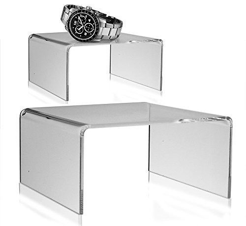 Clear Acrylic Display Stand Risers Premium Quality