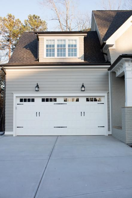 116 best images about arts crafts garage doors on for Arts and crafts garage