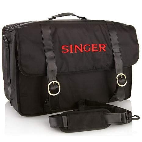 Shop Singer® One Sewing Machine Tote 7068387, read customer reviews and more at HSN.com.