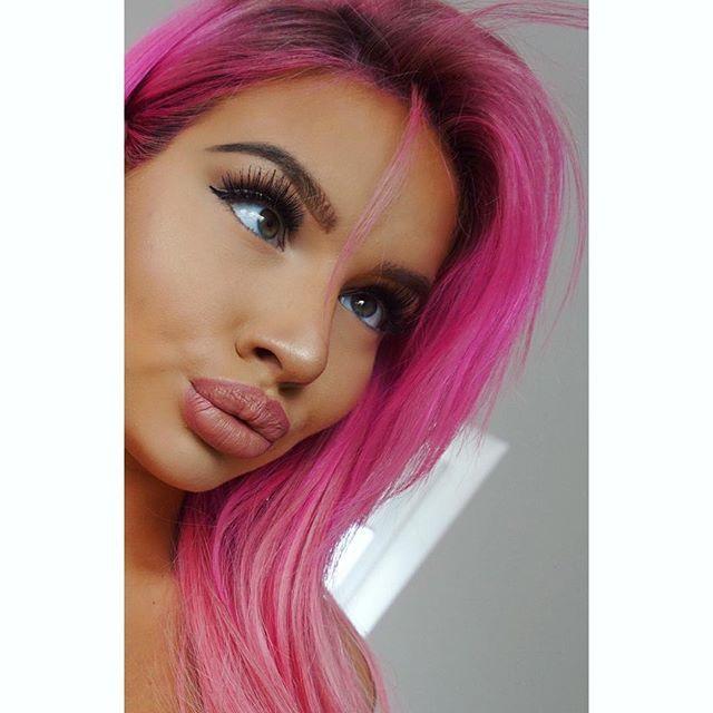 Make up on point --> Shirin David