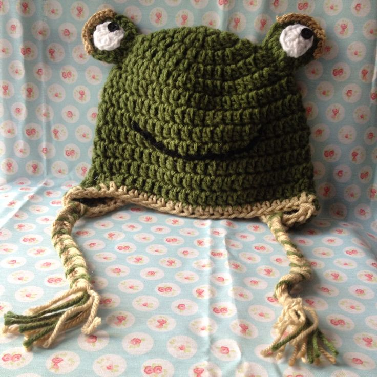 Rana crochet