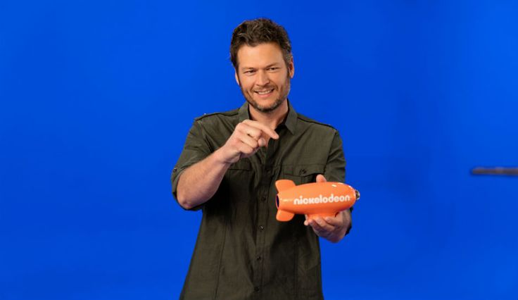 Blake Shelton To Host Nickelodeon's Kids' Choice Awards 2016, Complete List Of Nominees