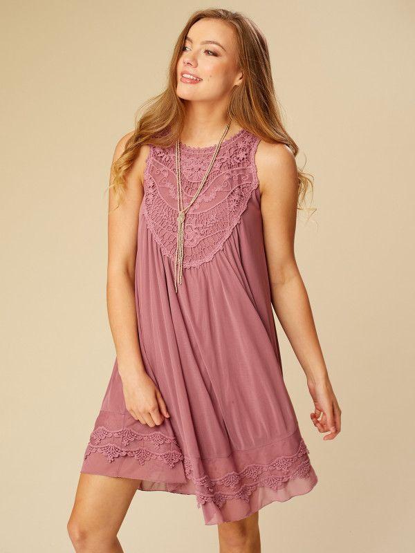 7386bd734465 The Charlotte Dress | New closet? | Charlotte dress, Dresses, Mauve ...