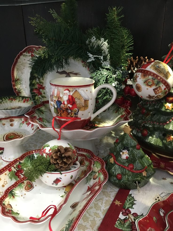 166 best villeroy and boch images on pinterest christmas for Villeroy and boch christmas