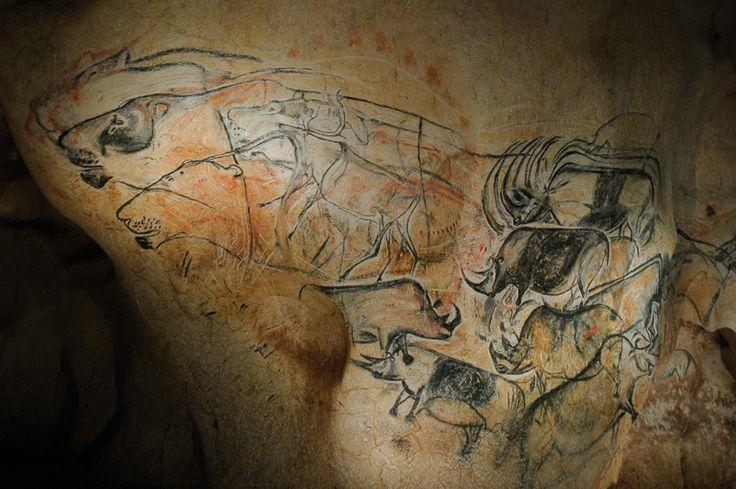 A la découverte de la Caverne du Pont d'Arc en Ardèche - http://www.au-tournant.org/2015/07/caverne-du-pont-d-arc-chauvet-unesco-ardeche/ #CarnetsdeMichel, #CulturesReligions, #France