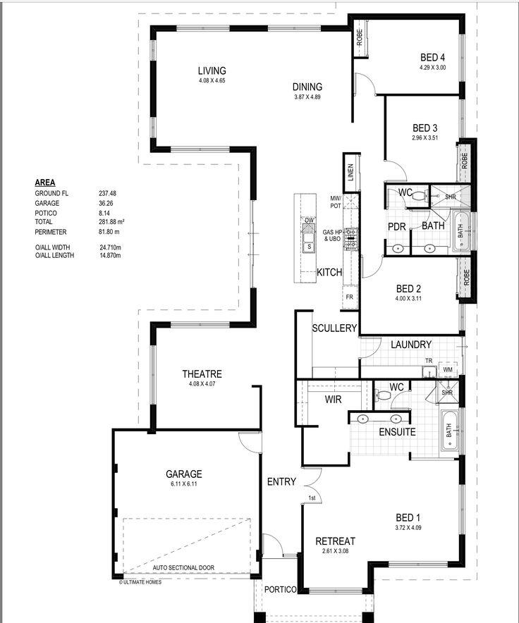 9 best New build - floor plans images on Pinterest Floor plans - fresh blueprint awards winners