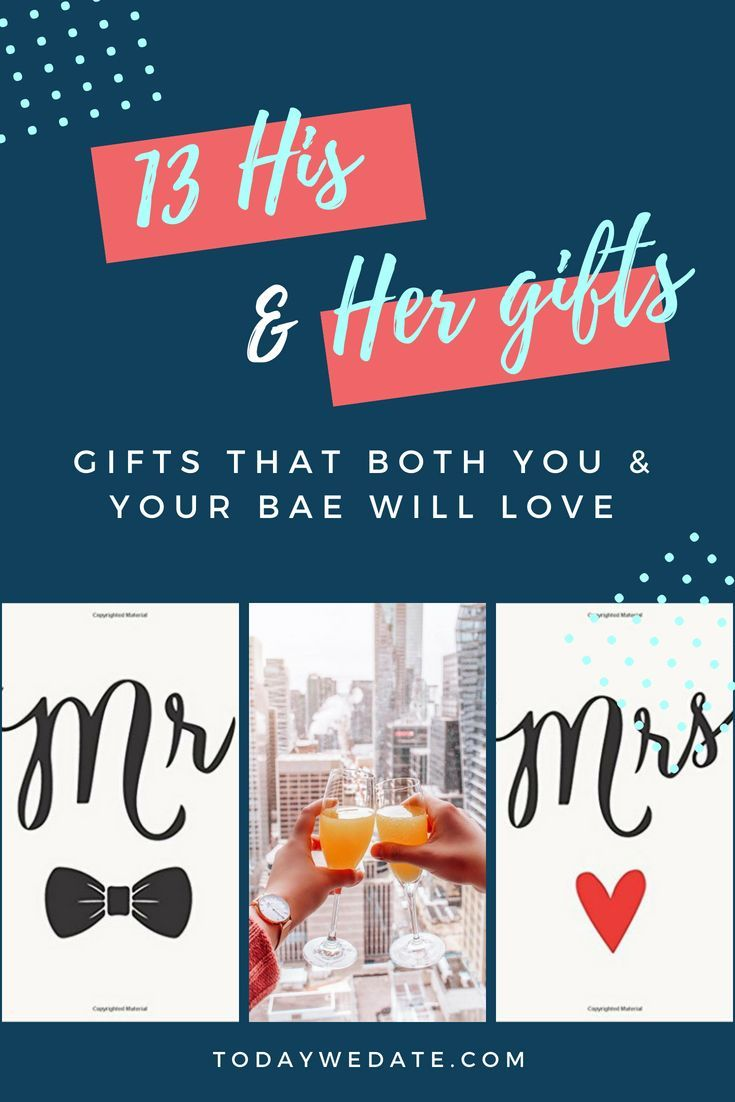 13 unique matching couple gift ideas for you and your bae | gift