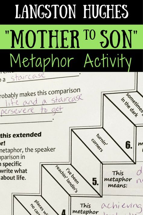 Compare mother to son and sonnet 43