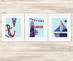 Set of 3 Prints - Off To Seahttp://www.colourandspice.net.au/#!product/prd3/2218732791/set-of-3-prints---off-to-sea