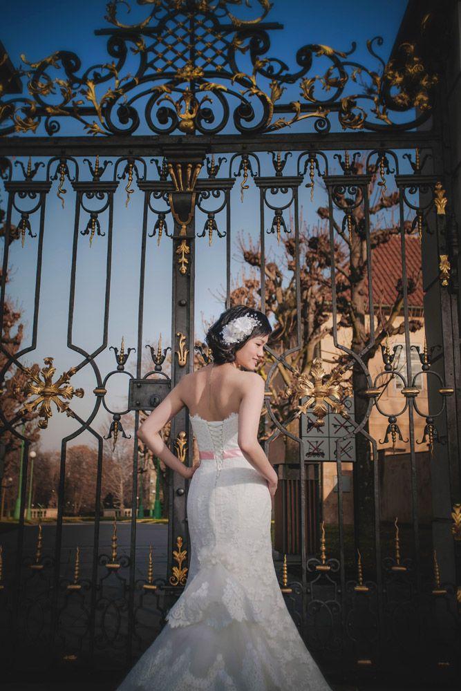Suki & Steven's Prague Pre Wedding Portraits