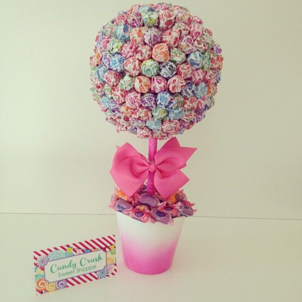 25 best ideas about candy topiary on pinterest lollipop