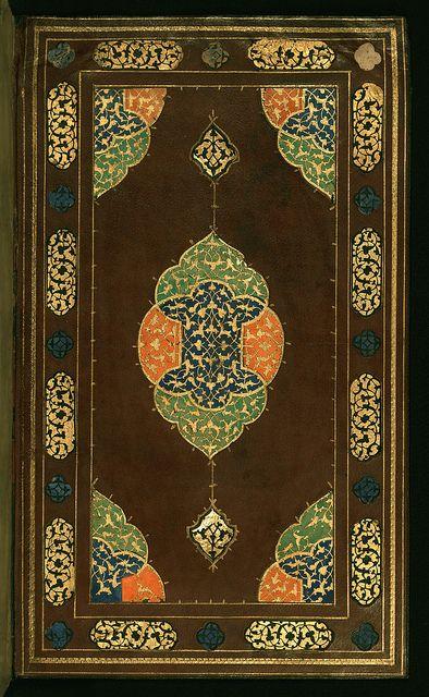Illuminated Manuscript, Poem (masnavi), Walters Art Museum…   Flickr