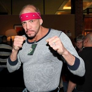 Tommy Morrison's latest big fight