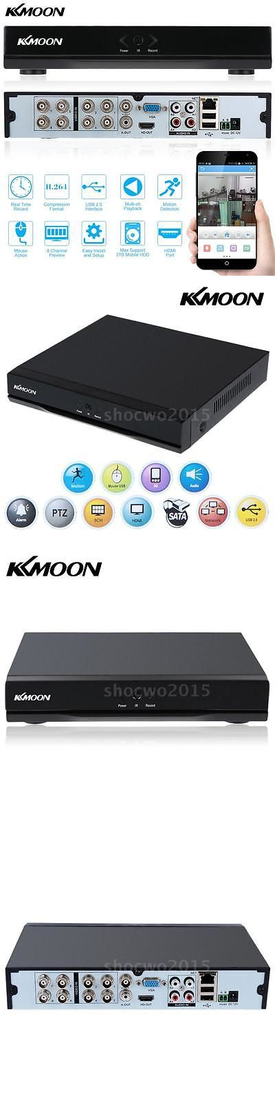 Digital Video Recorders Cards: 8Ch Channel Hdmi H.264 Digital Video Recorder Cctv Security System Us Stock 38Yn BUY IT NOW ONLY: $35.46