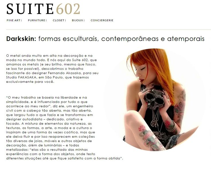 SUITE602 Article by Sergio Zobaran