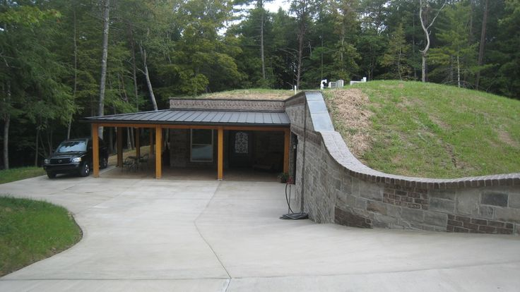 1301 best underground house ideas images on pinterest for Building earth sheltered homes