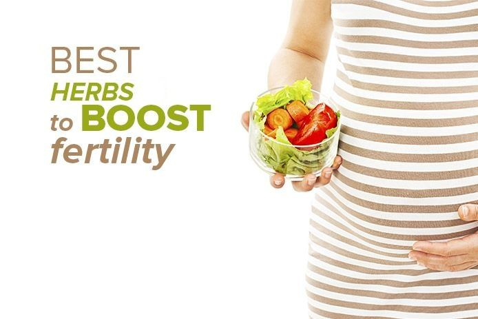 11 Herbs That Boost Fertility
