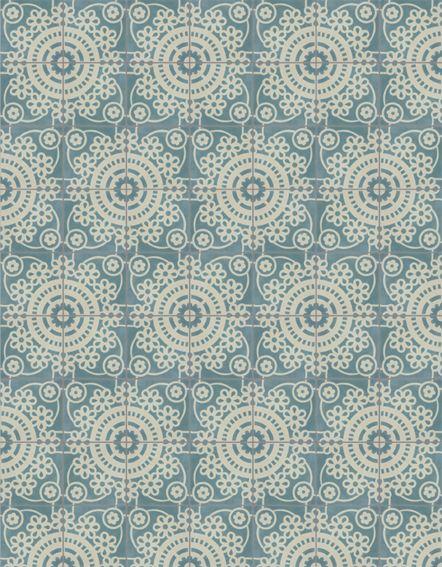 Pip Studio - tile pattern blue