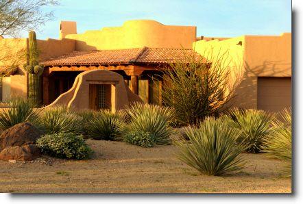 In the sunset light - glorious!(http://www.greenearthtraveler.org/files/stories/southwest_home.jpg)