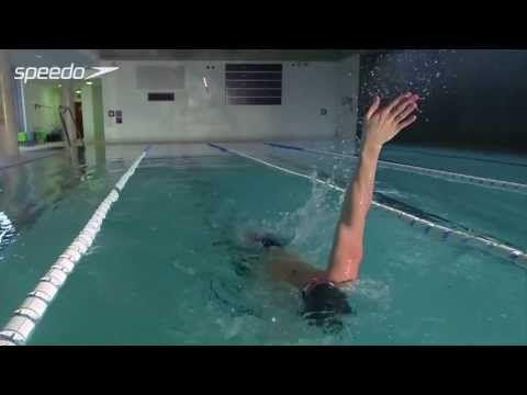 Speedo's Ultimate Guide to Perfect Backstroke Technique! (Tutorial) - Presented by ProTriathlon - YouTube