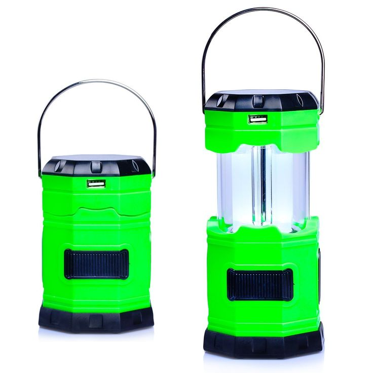 Ultra Bright Solar USB Rechargeable Camping Lantern >>> To view further for this item, visit the image link.