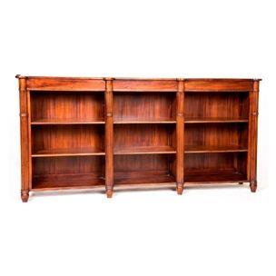 Winslow Low Bookcase (3 Panels)