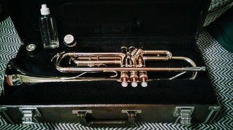 Practically Pristine (used) Trumpet  | Musical Instruments & Gear, Brass, Trumpets | eBay!
