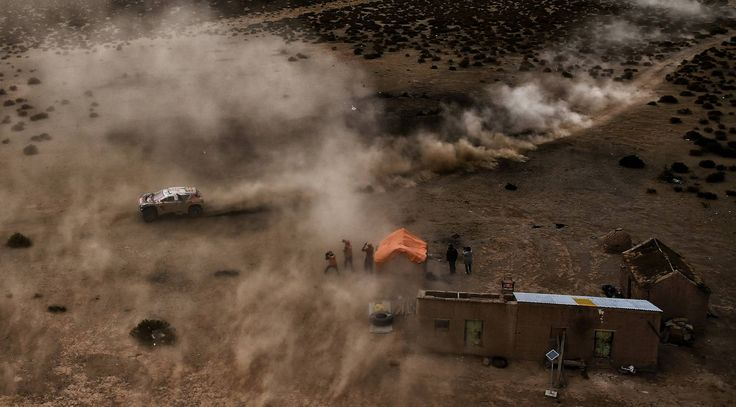 "Dakar Rally 2016: Peterhansel ""Mister Dakar"" Wins Stage 6 in Uyuni! - GTspirit"